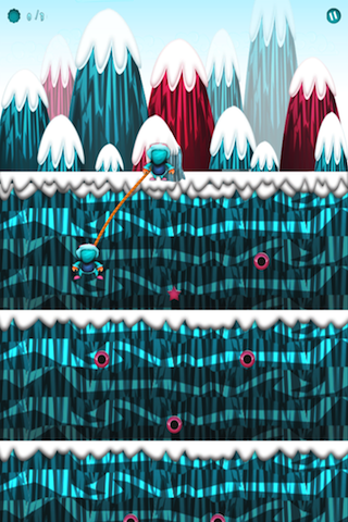 Screenshot iPro Climber